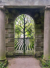 Gate to Secret Garden