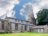 Taddington Church by Brian POTTER