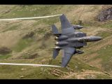 F15 with ribbons by Stephen LAWTON