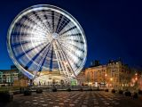Manchester Wheel by Trevor LOWES