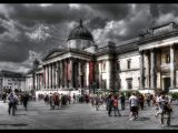 National Gallery London by Brian POTTER