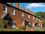 Styal Cottages by Brian Potter