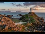 Try Mawr Lighthouse by Charlie Saycell