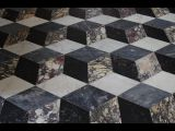 Floor, Beverley Minster by Roy NASH