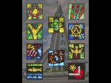 Modern Stained Glass Art in Hammerfest Kirke by Ove ALEXANDER