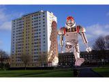 Professor Kettlewell's Robot by Jon PLATT