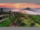 Dawn above Edale by Dave HASTINGS