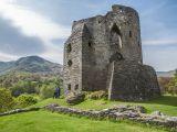 Dalbadarn Castle by Stephen LAWTON