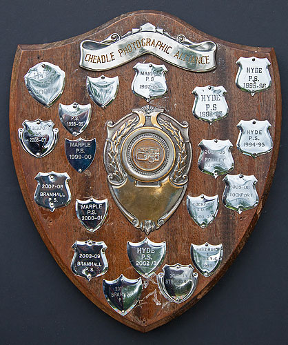 The Cheadle Alliance Shield