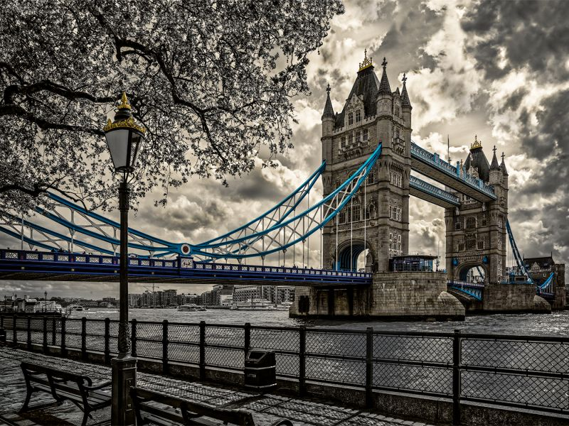 Tower Bridge by Trevor LOWES